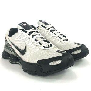Nike Shox Womens size 7.5 Running Shoes White